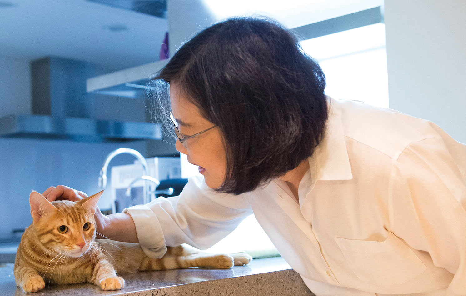 Tsai Ing-wen and Ah Tsai
